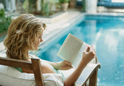 Kate McCabe specialises in holiday reads