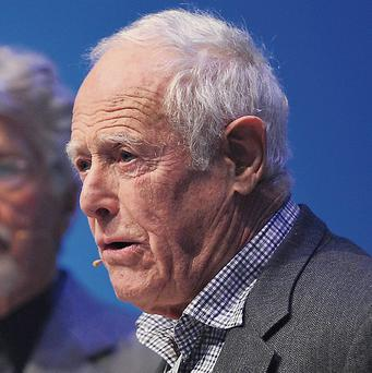 Glittering prose: James Salter has earned his writerly plaudits