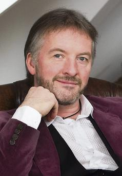 John Connolly: writer doesn't take success for granted