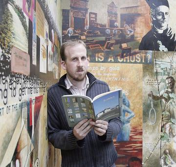 Chapter and verse: Stinging Fly publisher Declan Meade has supported the short story and unearthed great talent