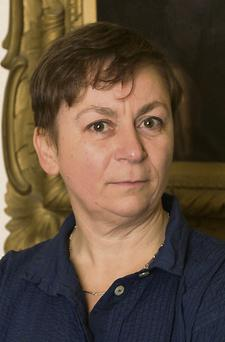 Anne Enright: novelist won Man Booker Prize in 2007
