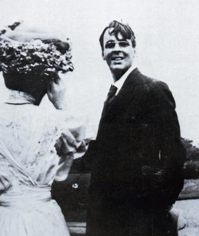 SPURNED: WB Yeats channeled the misery of loving a woman he couldn't have into his poetry