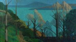 ACCOMPLISHED: Landscape by Campbell Bruce
