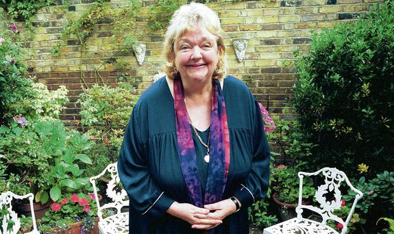 Author Maeve Binchy left a €10 million will to family and friends.