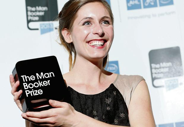 Upstart: At 28, Eleanor Catton is the Booker's youngest winner