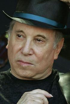 Heaney tribute: Paul Simon will be among the acts