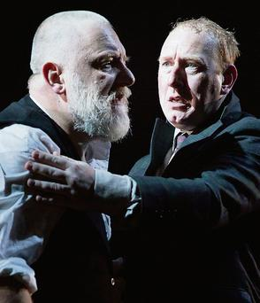 The National Theatre's 'King Lear' will feature in cinemas