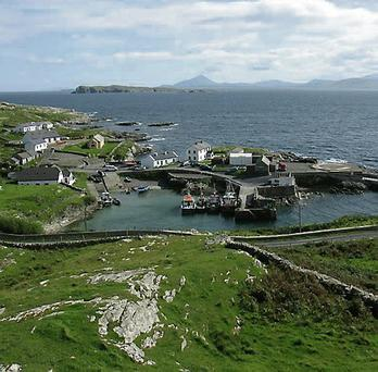 Inishturk Island - which has been left without a nurse since September