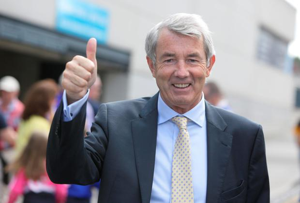 Thumbs up from voters: Tipperary TD Michael Lowry