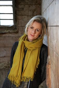 Paperback writer: Jojo Moyes is on her 12th novel.