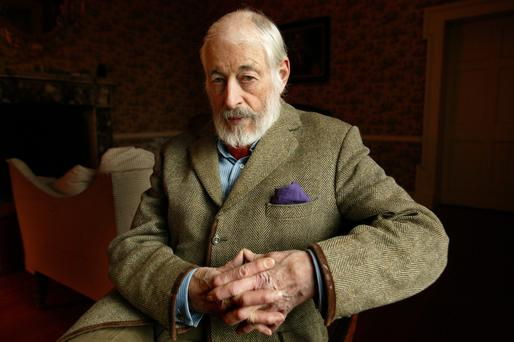 Acclaimed author JP Donleavy has died at age 91