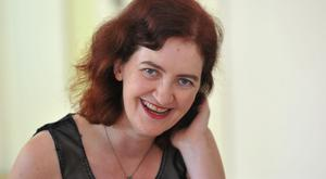 Author of room Emma Donoghue.