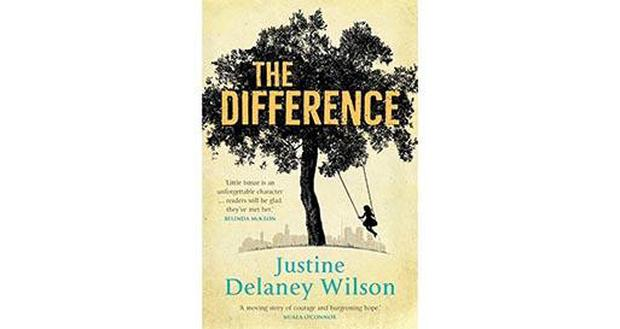 The Difference by Justine Delaney