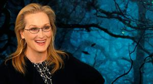 Actress Meryl Streep was the voice behind the audio book version of Nora Ephron's Heartburn