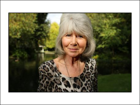 Jilly Cooper's first foray into novels began in 1975 with a series of romances based on long magazine stories she'd published earlier. Photo: Gerry Mooney