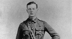 Life in uniform: Winston Churchill was an army officer in the 4th Hussars from 1895-99