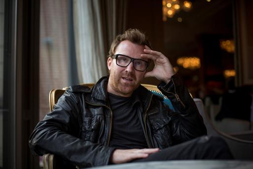 Comedian Jason ByrneComedian Jason Byrne has captured his adolescent years and his love for his family in his book, Adventures of a Wonky-Eyed Boy