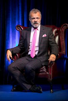 Graham Norton. Photo: Andres Poveda