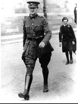 Dereliction: When Michael Collins arrived in Dublin the well-healed had abandoned the city centre for suburbs