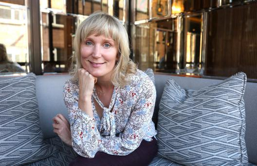 Lisa Harding's debut adds to the list of writers who have used their talents to reveal growing crimes against children. Photo: Damien Eagers