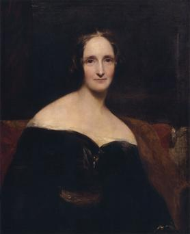Frankenstein's mother: Mary Shelley