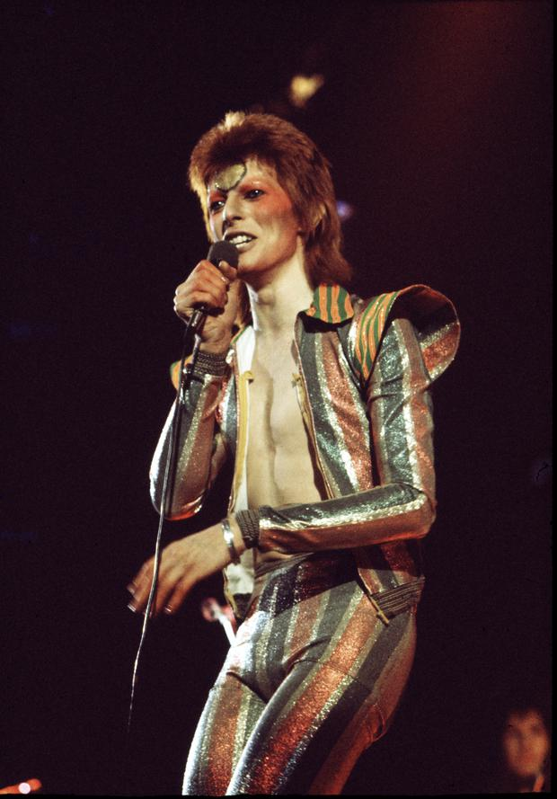 David Bowie, the subject of a must read book by Dylan Jones