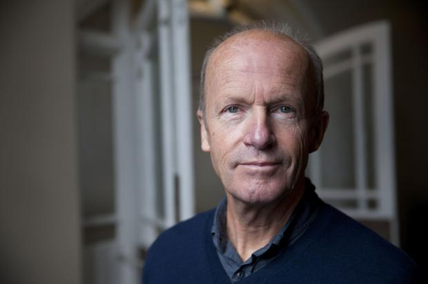 Return: Jim Crace won the Dublin International Literary Award in 2015 for Harvest
