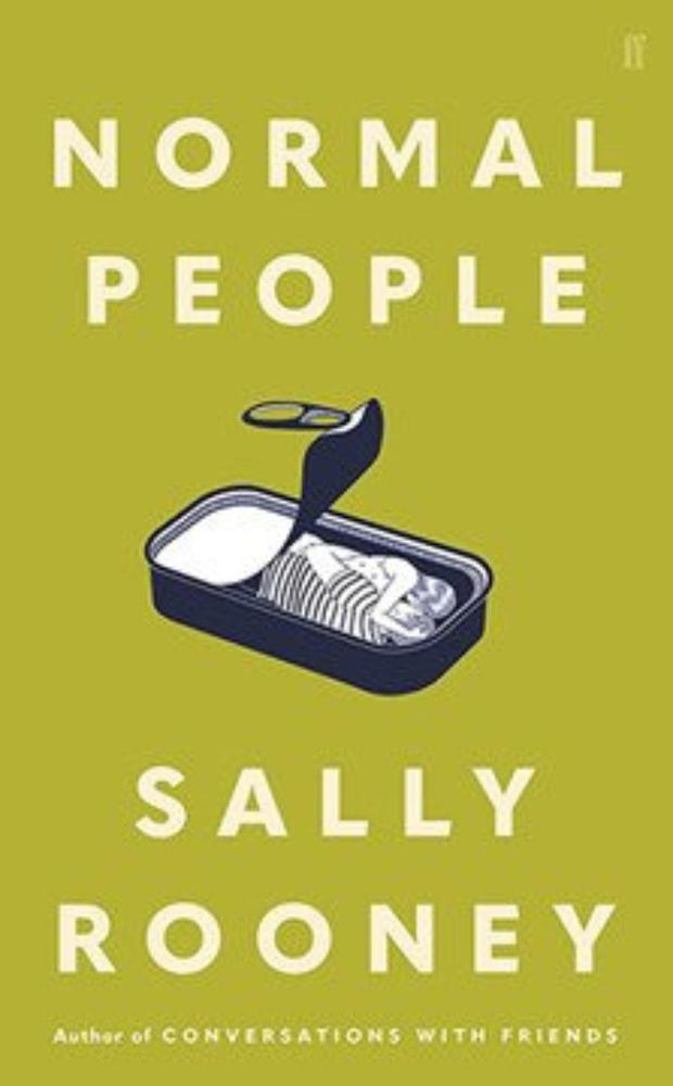 Normal People, by Sally Rooney.