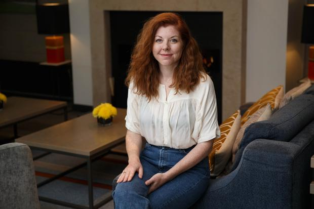 Author and Journalist Marianne Power. Photograph: ©Fran Veale