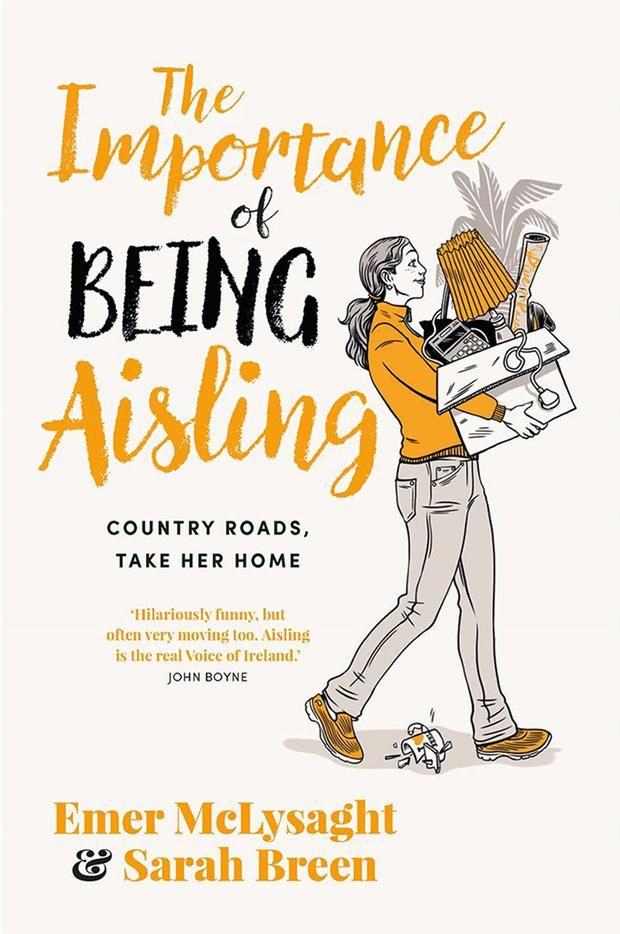 The Importance Of Being Aisling by Sarah Breen and Emer McLysaght