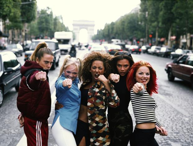 Empowering: The Spice Girls were five distinct personalities with one bold agenda