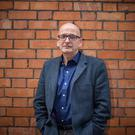 Great one-liners: Roddy Doyle. Photo by Mark Condren