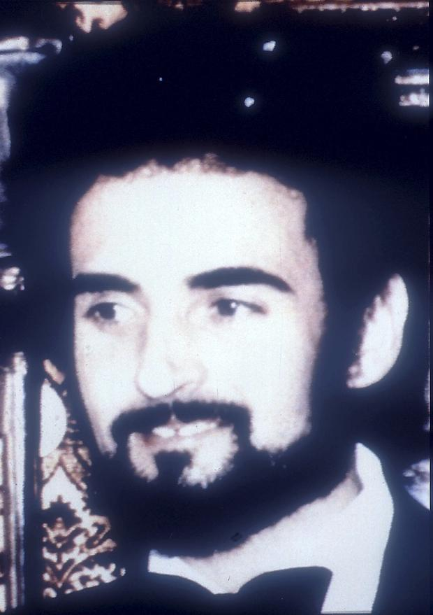 Peter Sutcliffe, aka The Yorkshire Ripper
