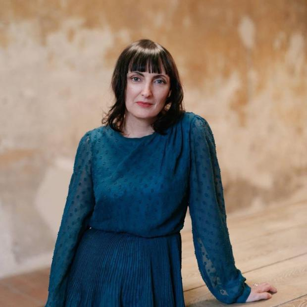 An exploration: The stark facts of Sinead Gleeson's medical past permeate many of her essays. Photo: Brid O'Donovan