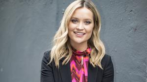 Laura Whitmore draws on her own experiences for her debut book. Photo: Arthur Carron