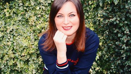 Stellar career: Growing up in Coolock, becoming an author seemed an impossible ambition for Jo Spain. 'I might as well have said I wanted to be an astronaut,' she says