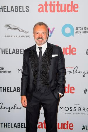 Graham Norton is the favourite to host revamped Blind Date