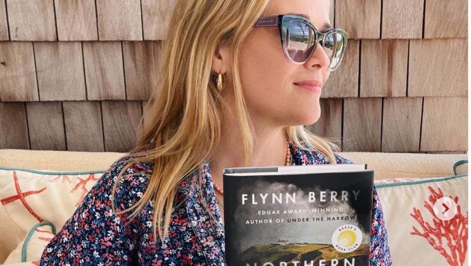 Reese Witherspoon's favourite book about Northern Ireland is being tipped to become a Hollywood blockbuster.