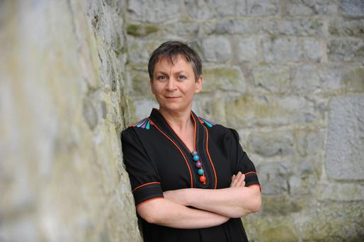 New role: Author Anne Enright saying being laureate of Irish fiction is 'half an honour, half a job'