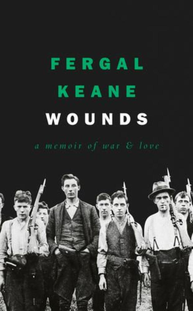 Wounds by Fergal Keane