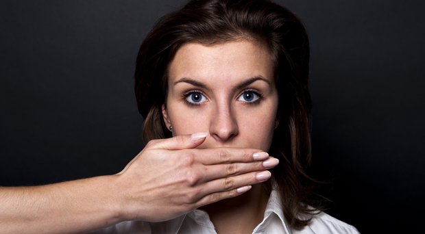 Freedom of speech: In the novel Vox, women are restricted in how many words they can say