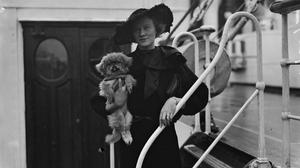 The Marchioness of Dufferin and Ava, 1936. Alamy Stock Photo