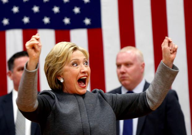 Hoping to break the glass ceiling: Recent biographies shed some light on the real Hillary, although a few are undoubtedly biased