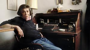 Patricia Highsmith had early success with her debut novel 'Strangers on a Train'