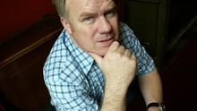 Author Martin Malone who's novel 'Broken Cedar' has just been published. Photo: Tony Gavin