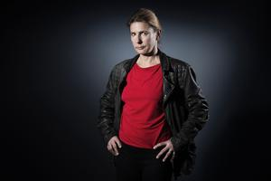 US journalist and writer Lionel Shriver. Photo: Joel Sagat/Getty