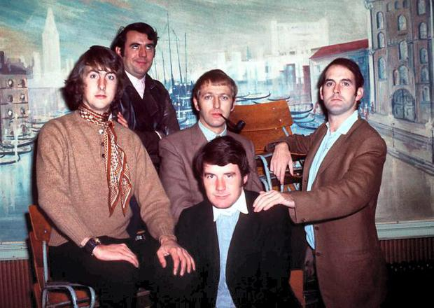 Eric Idle, Terry Jones, Graham Chapman, John Cleese and Michael Palin from Monty Python