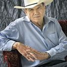 Thriller writer James Lee Burke