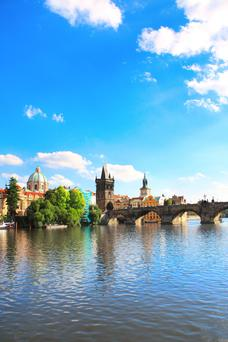 Prague, home for several years to Rachael Weiss