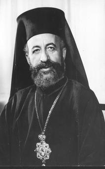 Leader: Archbishop Makarios was deported to the Seychelles